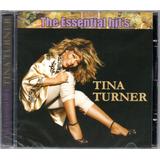 Tina Turner Cd The Essential Hits Novo Lacrado