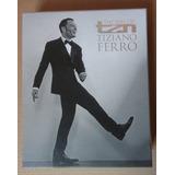 Tiziano Ferro The Best Of Tzn Box Fan Edition