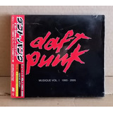 Tk0m Cd Daft Punk Musique Vol 1 1993 2005 Cd   Dvd   Japan