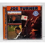 Tk0m Cd Joe Turner Big Joe Is Here   Rides Again Import Lacr