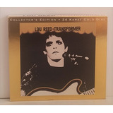 Tk0m Cd Lou Reed Transformer 24k Gold Ltd Ed Importado