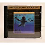 Tk0m Cd Nirvana Nevermind 24k Gold Importado
