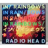 Tk0m Cd Radiohead In Rainbows Digipack Edição Japonesa