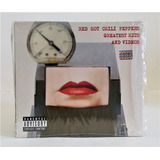 Tk0m Cd Red Hot Chili Peppers Greatest Hits And Videos