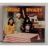 Tk0m Cd Sibling Rivalry In A Family Way Joey Ramone Importad