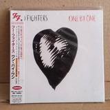 Tk0m Foo Fighters One By One Mini Lp Sleeve Edição Japonesa