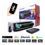 Toca Cd Pioneer Deh x500br Bluetooth Mixtrax Flashing Light