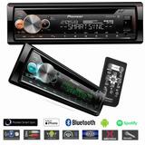 Toca Cd Player Pioneer Deh x500br Bluetooth Mixtrax Usb 2019