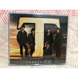 Tohoshinki T 2 Cd   2 Dvd Importado