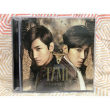 Tohoshinki Time Cd   Dvd Importado