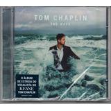Tom Chaplin   The Wave Cd Novo Lacrado Vocalista Do Keane