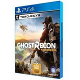 Tom Clancys Ghost Recon Wildlands Ps4 Cd Bluray Lacrado Novo