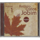Tom Jobim   Cd Songbook Vol 1   Lacrado De Fábrica