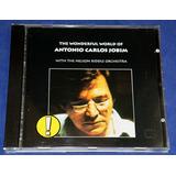Tom Jobim   The Wonderful World   Cd   1992   Alemanha Novo