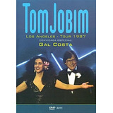 Tom Jobim Los Angeles Tour   1987