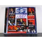 Tommy James Greatest Hits Live Cd Orig Imp Raridade Av8