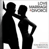 Toni Braxton Babyface   Love  Marriage & Divorce Cd Importad