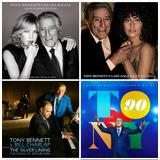 Tony Bennett   Diana Krall   Lady Gaga   Bill Charlap   4cds