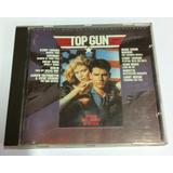 Top Gun  Trilha Sonora Importado Made In West Germany   Raro