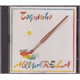 Toquinho   Cd Aquarela   1983