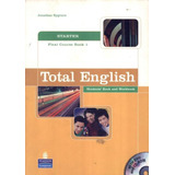 Total English Starter 1 Flexi Sb And Wb   With Cd rom dvd