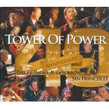 Tower Of Power   40th Anniversary   Cd   Dvd    Imp  Usa