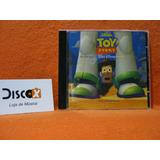 Toy Story Nacional   Cd Trilha Sonora Original Do Filme