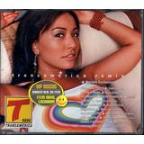 Transamérica Remix Cd Promo Luciana Mello    Lacrado