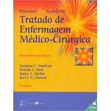 Tratado De Enfermagem Medico Cirurgica Volume Dois Sem Cd