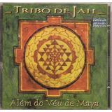 Tribo De Jah   Cd Além Do Véu De Maya   2000