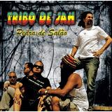 Tribo De Jah Pedra De Salão   Cd Reggae
