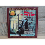 Trilha Singin In The Rain 1979 hollywood Collection lp Vinil