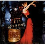 Trilha Sonora   Moulin Rouge   Amor Em Vermelho   Cd