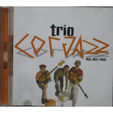 Trio Corjazz Cd Nos Jazz Tinos