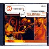 Trio Elétrico Armandinho Dodô Osmar 2 Cds E collection Frete