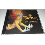 Trivium   Ascendancy   Special Edition  cd dvd