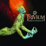 Trivium Ascendancy Cd dvd Original Novo Lacrado Raro