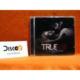 True Blood Trilha Original De Série   Cd Importado