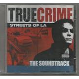 True Crime   Streets Of La   Snoop Dogg   Cd Usado