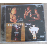 Tupac Shakur Cd The Best Of Bootelg independente   Lacrado