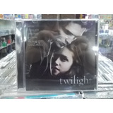 Twilight Saga Crepúsculo Muse Pattinson Cd Ótimo Estado