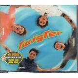 Twister Cd Single 40 Graus   Raro
