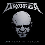 U d o    Live: Back To The Roots  cd Lacrado   Duplo   Digi
