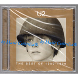 U2   The Best Of 1980 1990 & B sides  Duplo  Import