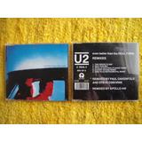 U2 Single Even Better Than The Real Thing  5 Traks Raro