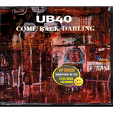 Ub40 Cd Single Come Back Darling 3 Versões   Lacrado