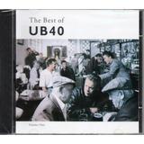Ub40 Cd The Best Of Novo Lacrado