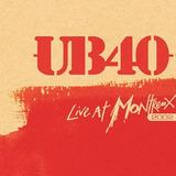 Ub40 Live At Montreux 2002   Cd Reggae