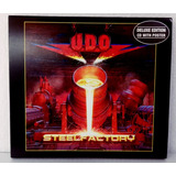 Udo   Steelfactory  deluxe Edition   slipcase C  Pôster