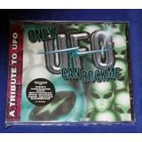 Ufo Can Rock Me   A Tribute   Cd 2001 Uk Lacrado Iron Maiden